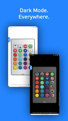 vRGB - LED IR Remote Control android2mod screenshots 12