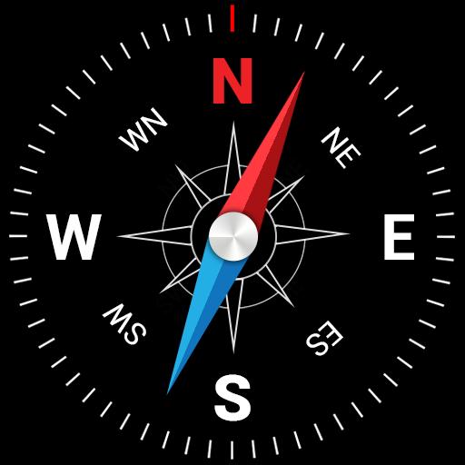 pintar kompas untuk android - kompas aplikasi free
