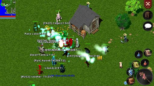 Forgotten Tales MMORPG Online 8.11.2 screenshots 7