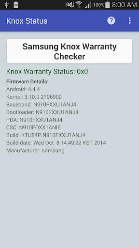 KNOX Status Samsung For PC Windows (7, 8, 10, 10X) & Mac Computer Image Number- 6