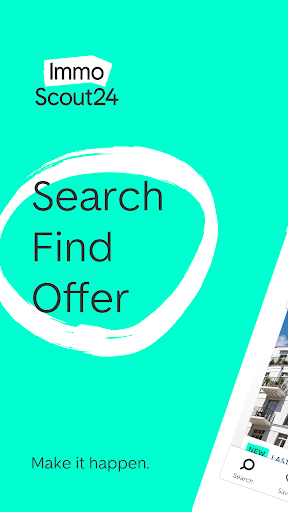 ImmoScout24 - House & Apartment Search 16.7.0.998-202012170625 Screenshots 1