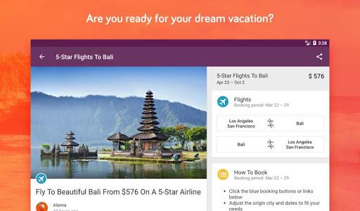 TravelPirates Top Travel Deals 3.2.6 Screenshots 14