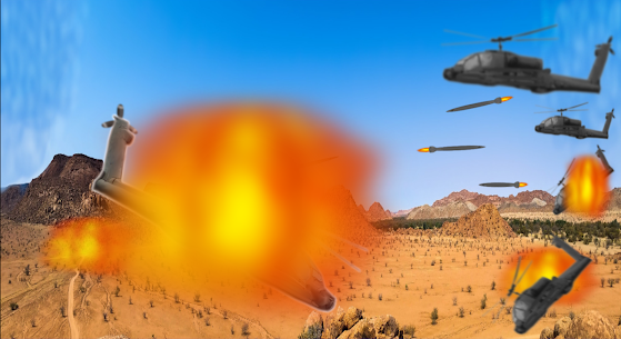 Helicopter Battle Online Hack Android & iOS 3