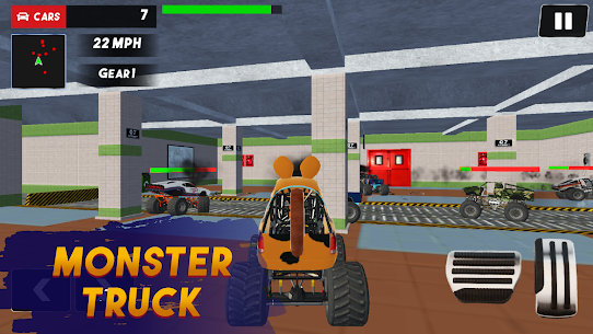 Monster Truck Demolition – Derby Destruction 2021 4
