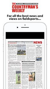 The Countryman's Weekly Magazine 6.7.0 APK +  (Unlimited money)