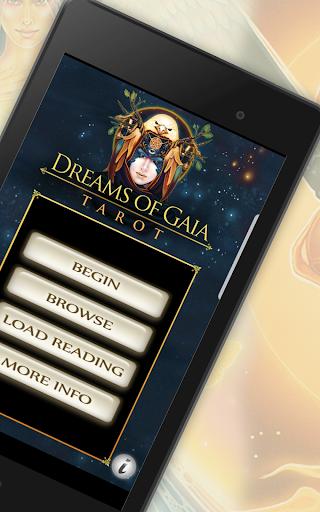 Dreams of Gaia Tarot  screenshots 11