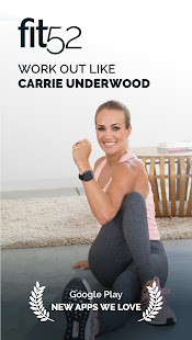 fit52 with Carrie Underwood