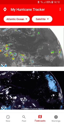My Hurricane Tracker - Tornado Alerts & Warnings  screenshots 2