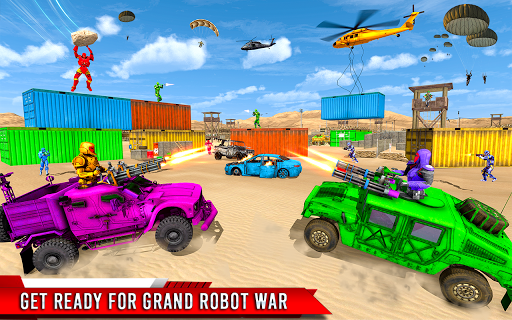 Fps Robot Shooting Games u2013 Counter Terrorist Game 1.6 screenshots 4