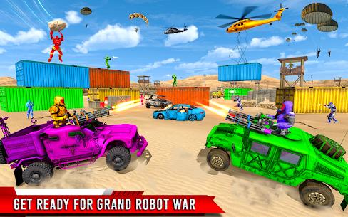 Fps Robot Shooting Games Mod Apk– Counter Terrorist (God Mode) 4