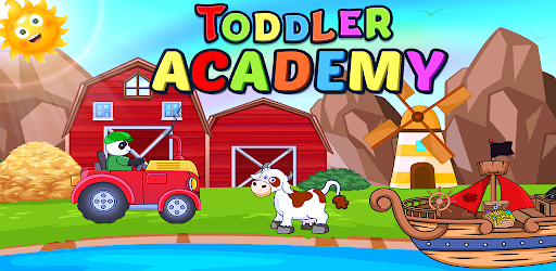 30 Toddler Games For 2-5 Year Olds: Learn at Home 1.8 screenshots 1