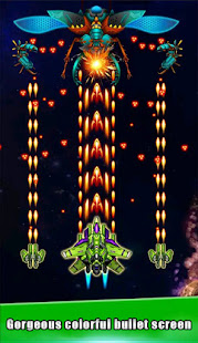 Galaxy Attack-space shooting games Apkfinish screenshots 4