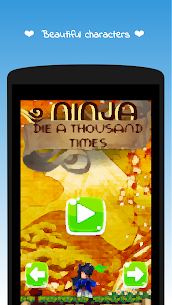 Ninja: Die A Thousand Times Online Hack Android & iOS 1