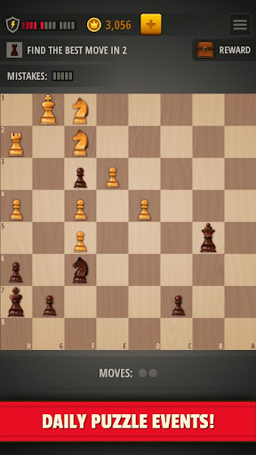 Chess - Strategy Board Game: Chess Time & Puzzles screenshots 6