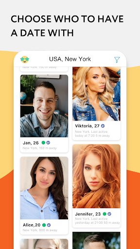 Mamba - Online Dating: Chat, Date and Make Friends  screenshots 3