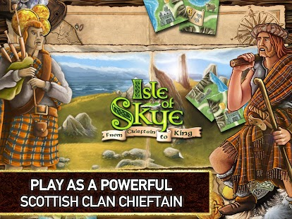 Isle of Skye: The Tactical Board Game Screenshot