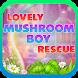 Lovely Mushroom Boy Rescue - JRK Games