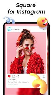 Photo editor -  Collage maker - Square pic