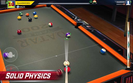 Pool Stars - 3D Online Multiplayer Game  Screenshots 3