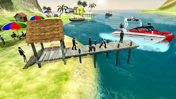 Xtreme Boat Games 2021:Jet Ski Stunt Simulator 3D
