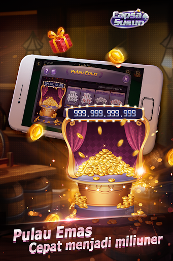 Capsa Susun(Free Poker Casino) 1.7.0 Screenshots 4
