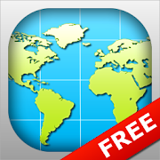 World Map 2021 FREE