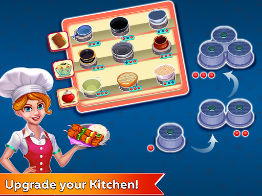 Cooking Corner - Chef Food Fever Cooking Games 2.1 screenshots 12