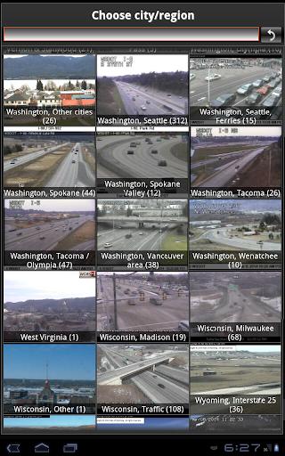 Cameras US - Traffic cams USA 8.6.2 screenshots 18
