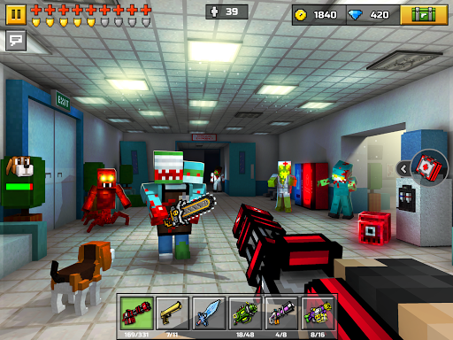 Pixel Gun 3D: FPS Shooter & Battle Royale 21.0.2 screenshots 10