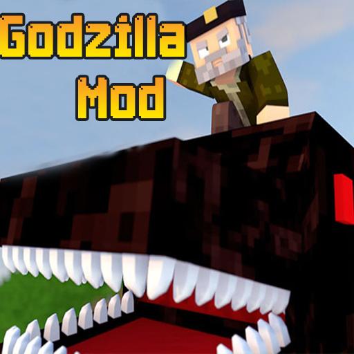 Godzilla Mod for Minecraft PE Apps on Google Play