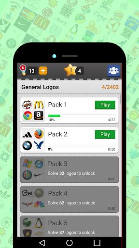 Logo Game: Guess Brand Quiz 5.4.5 screenshots 3