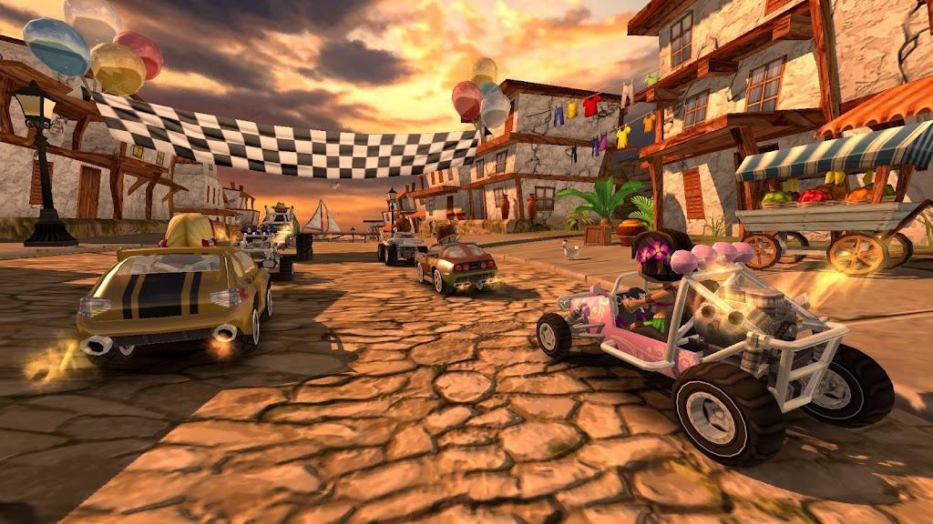 Beach Buggy Racing poster 14