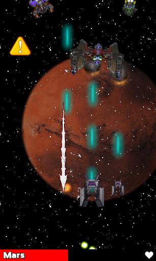 Spaceship Wargame 1 : Alien Shooter 3.8.95 screenshots 6