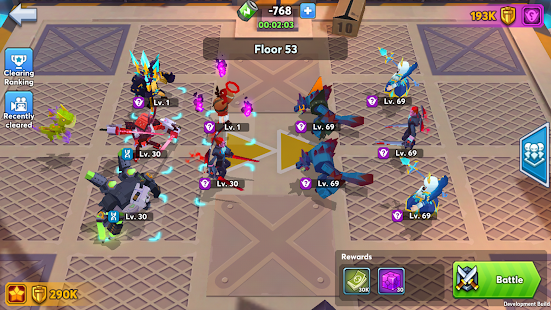 Nonstop Game: Cyber Raid 0.1.31 Screenshots 23