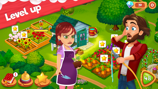 Delicious B&B: Match 3 game & Interactive story 1.15.6 screenshots 5