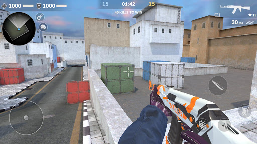 Code Triche Critical Strike CS: Counter Terrorist Online FPS (Astuce) APK MOD screenshots 1