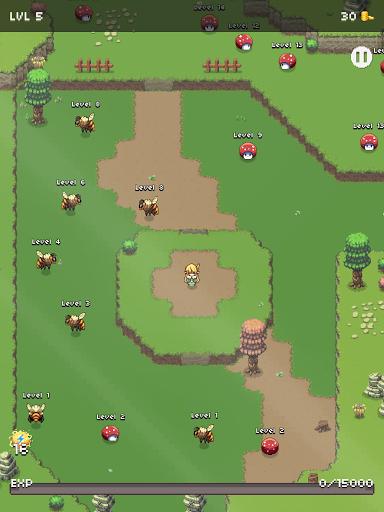 Hero's Quest: Automatic Roguelite RPG  screenshots 10