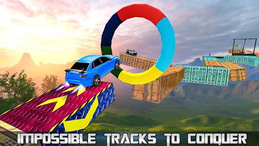 Impossible Tracks Stunt Car Racing Fun: Car Games screenshots 9