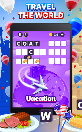 Wordelicious - Play Word Search Food Puzzle Game 1.0.20 screenshots 8