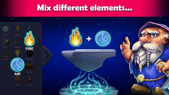 Alchemy: Forge of Gods MOD APK (Free Shopping) Download 3
