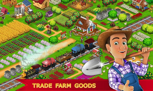 My Farm Town Village Life best Farm Offline Game 1.1.2 Screenshots 4