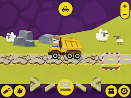 Kids car racing game  - Fiete Cars