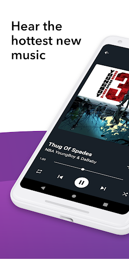 Spinrilla - Hip-Hop Mixtapes & Music apktram screenshots 2