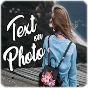 Add text, text pictures, photo text