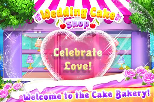 Wedding Cake Shop - Cook Bake & Design Sweet Cakes 1.1.1 screenshots 5