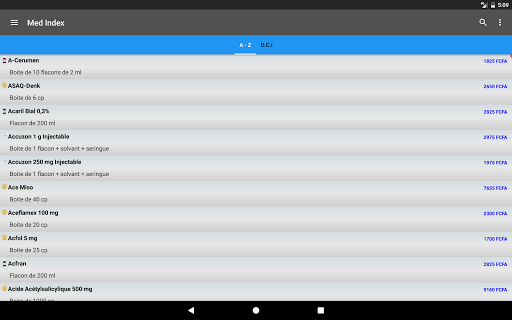 Med Index 2.2.22 Screenshots 9