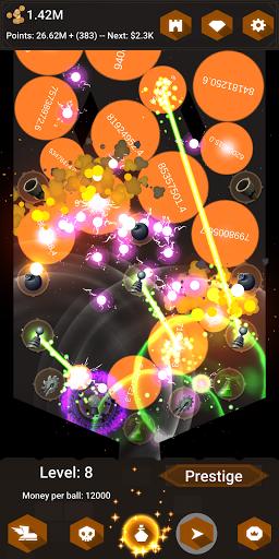 Tower Ball - Incremental Tower Defense 96 screenshots 6