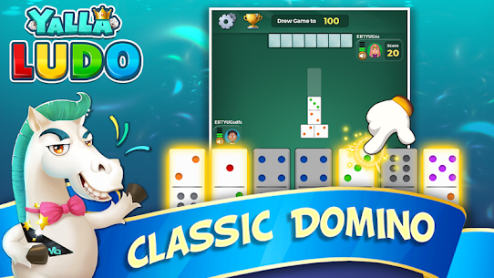 Yalla Ludo – Ludo&Domino MOD APK (Unlimited Diamonds) 2