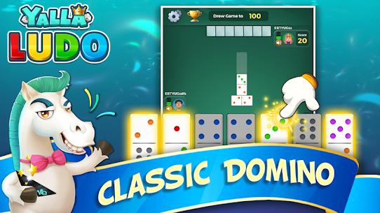Descargar Yalla Ludo – Ludo&Domino APK (2021) {Último Android y IOS} 2