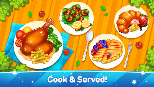 Cooking Family :Craze Madness Restaurant Food Game 2